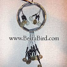lucky 8 dream catcher