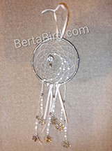 snow and ice dream catcher